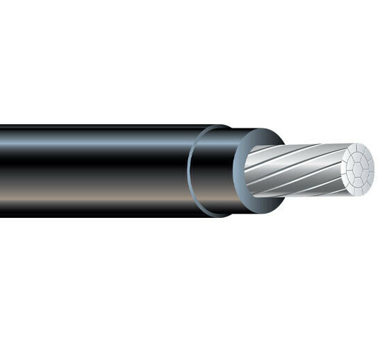 Constrution Xlpe Insulated Cable : Mcm aluminum xhhw v building wire xlpe
