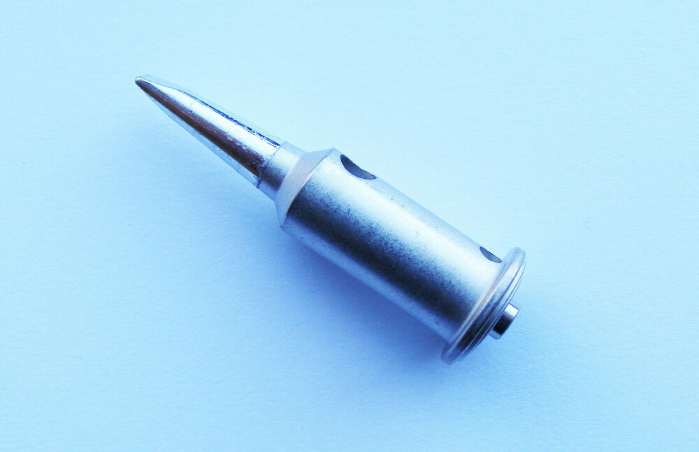soldering iron tip 2 4mm double flat for snap on iron yaks1 6 spt6 ebay. Black Bedroom Furniture Sets. Home Design Ideas