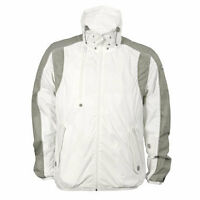 DUCK AND COVER MENS BASTION WHITE L JACKET COAT BNWT BN