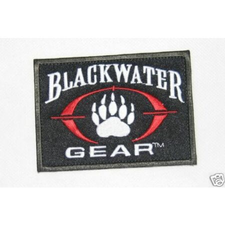 img-New Airsoft Cosplay USMC BDU Patch Arm-Badge Claw With Hook Back Black & White