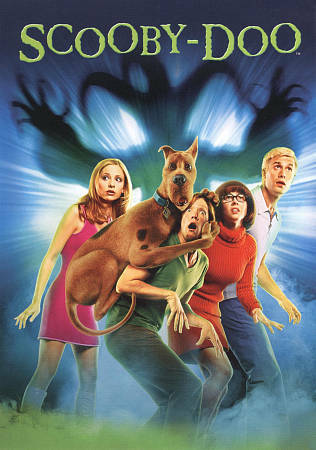 Scooby doo movie on dvd new widescreen free next day - Scoubidou film ...
