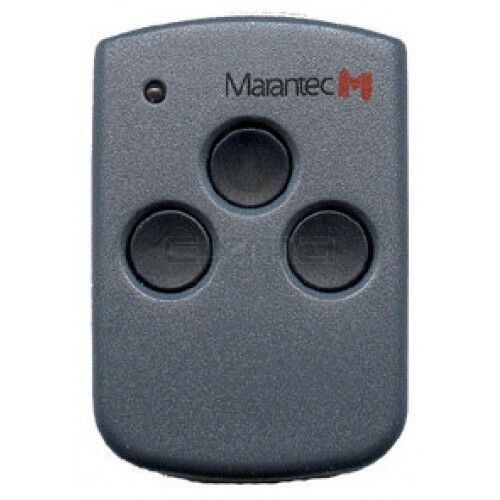 Marantec 3 button garage door opener keychain remote ebay - Buy garage door opener remote ...
