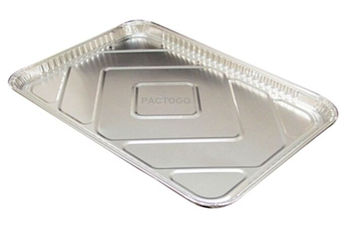 Full Size Sheet Cake Aluminum Foil Pan Heavy Duty 25 Pans