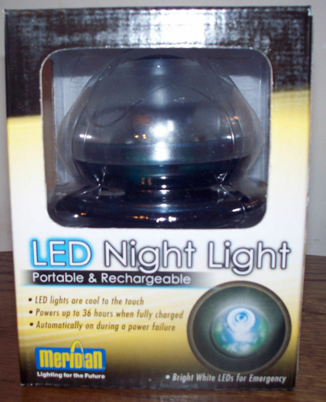 Meridian LED NIGHT LIGHT