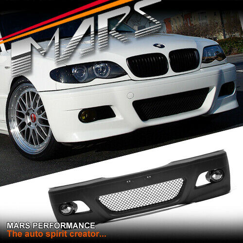 Bmw Xi 328: M3 Style Front Bumper For BMW 3 E46 Sedan 318i 320i 323i
