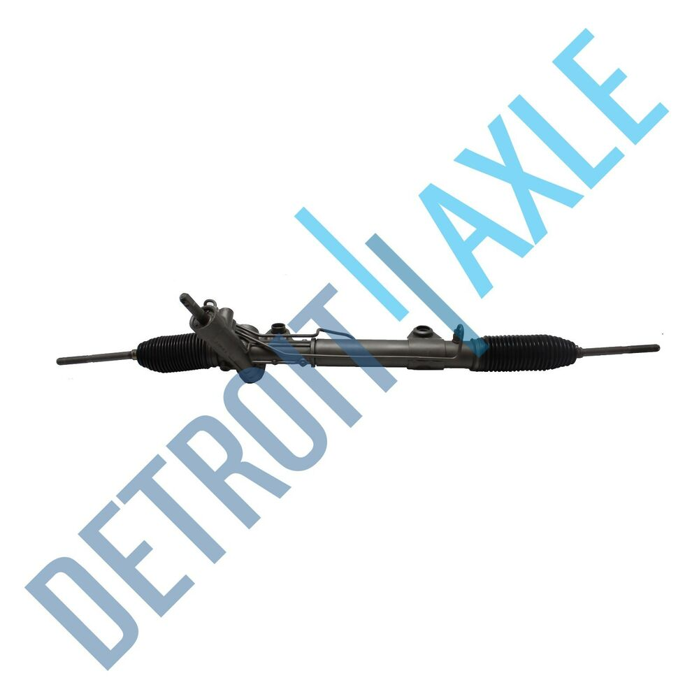 Complete Power Steering Rack And Pinion Assembly 2002 2005 Jeep Ford Diagram Liberty Ebay