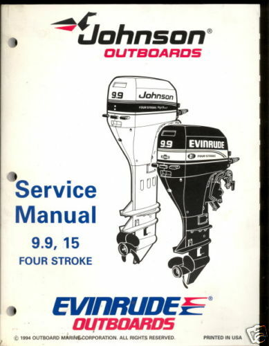 1995 evinrude outboard 9 9 15hp four stroke service Best 15hp outboard motor
