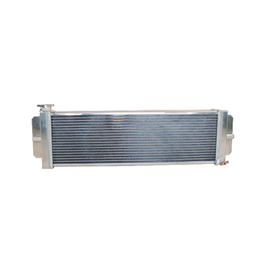 Air Heat Exchanger ~ Universal alum heat exchanger air to water intercooler ebay