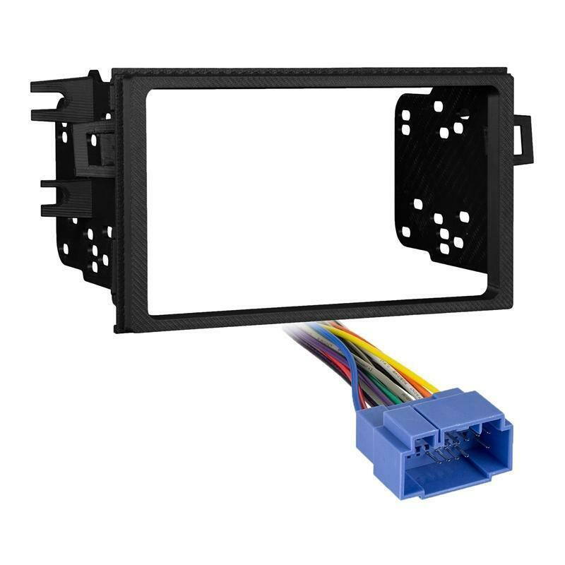 Metra  din stereo install dash kit harness for