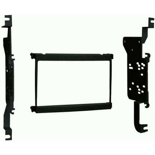 Metra 95 8157b Double Din Stereo Install Dash Kit For 1992