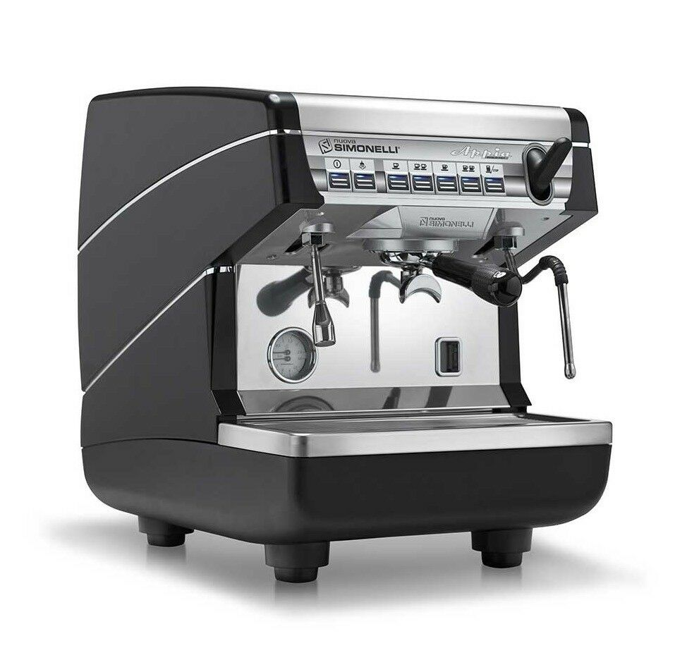 simonelli appia ii vol 1 group espresso machine smart. Black Bedroom Furniture Sets. Home Design Ideas