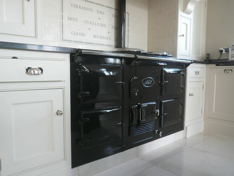 4 Oven Fully Reconditioned Traditional Aga Cooker Ebay