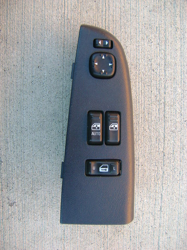 00 02 chevy silverado ls lt driver left side master for 2002 chevy venture window switch