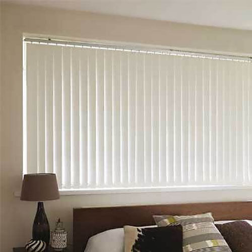 Made To Measure Pvc Blackout Vertical Blinds Ebay
