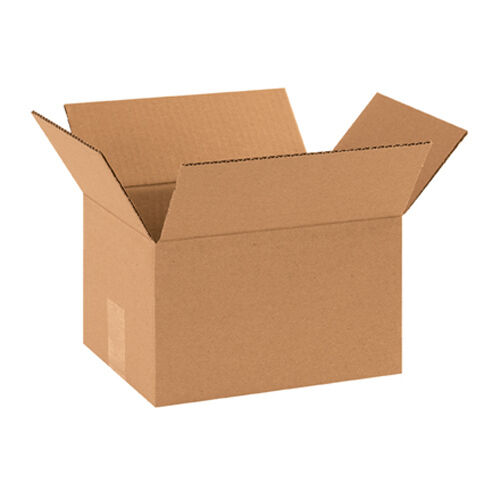 25 10x8x6 carboard shipping boxes packing corrugated. Black Bedroom Furniture Sets. Home Design Ideas