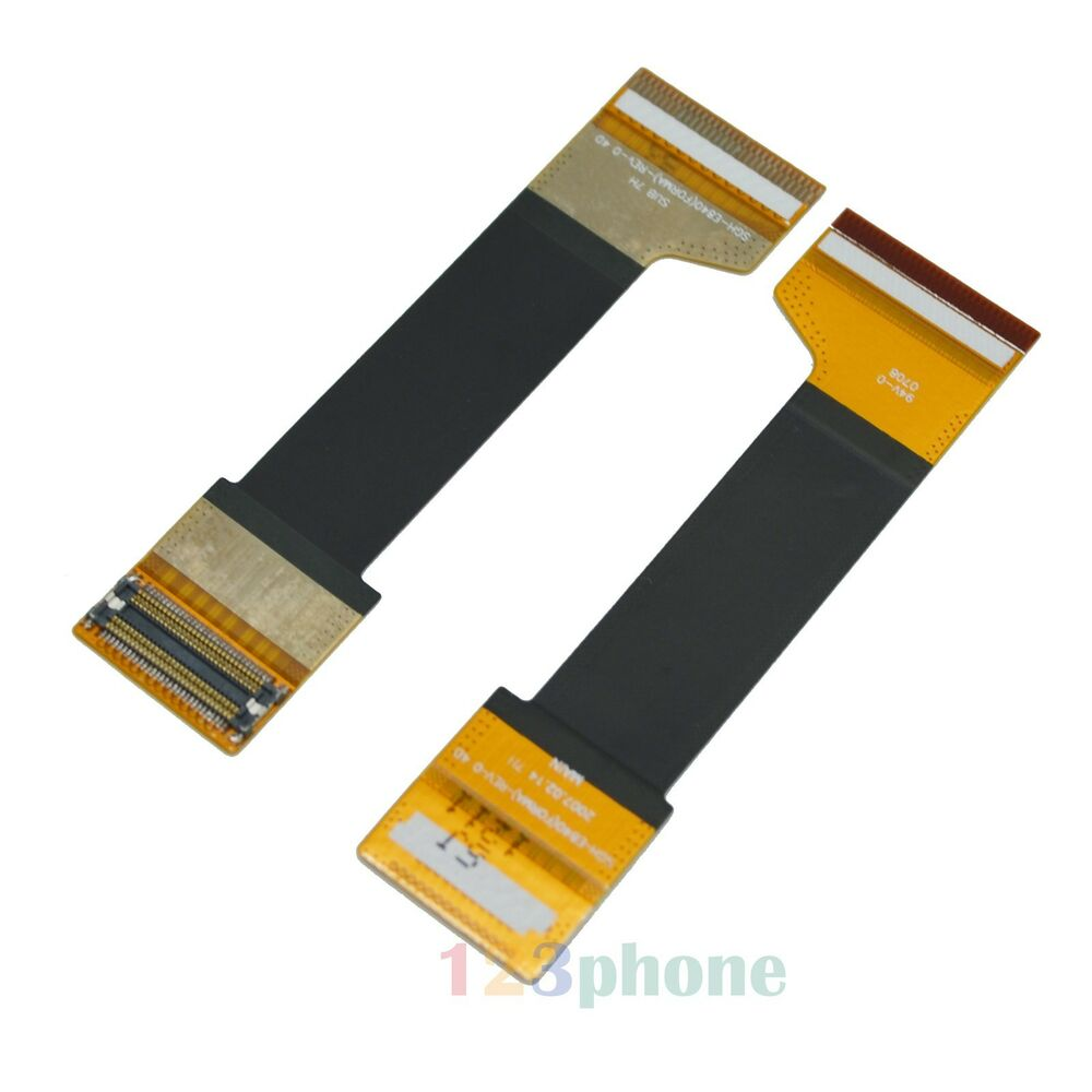 Flat Flex Ribbon Cable : Brand new flat flex cable ribbon connector for samsung