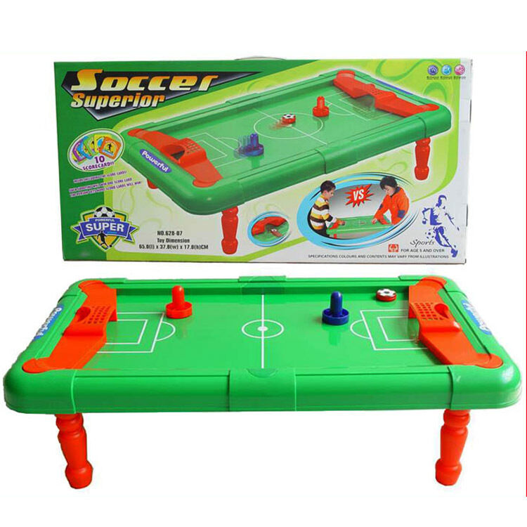 Kids Children Football Soccer Ice Hockey Table Game Toys ...