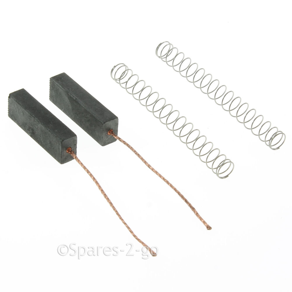 2 x ydk vacuum cleaner motor carbon brushes fits dyson for Carbon brush for motor