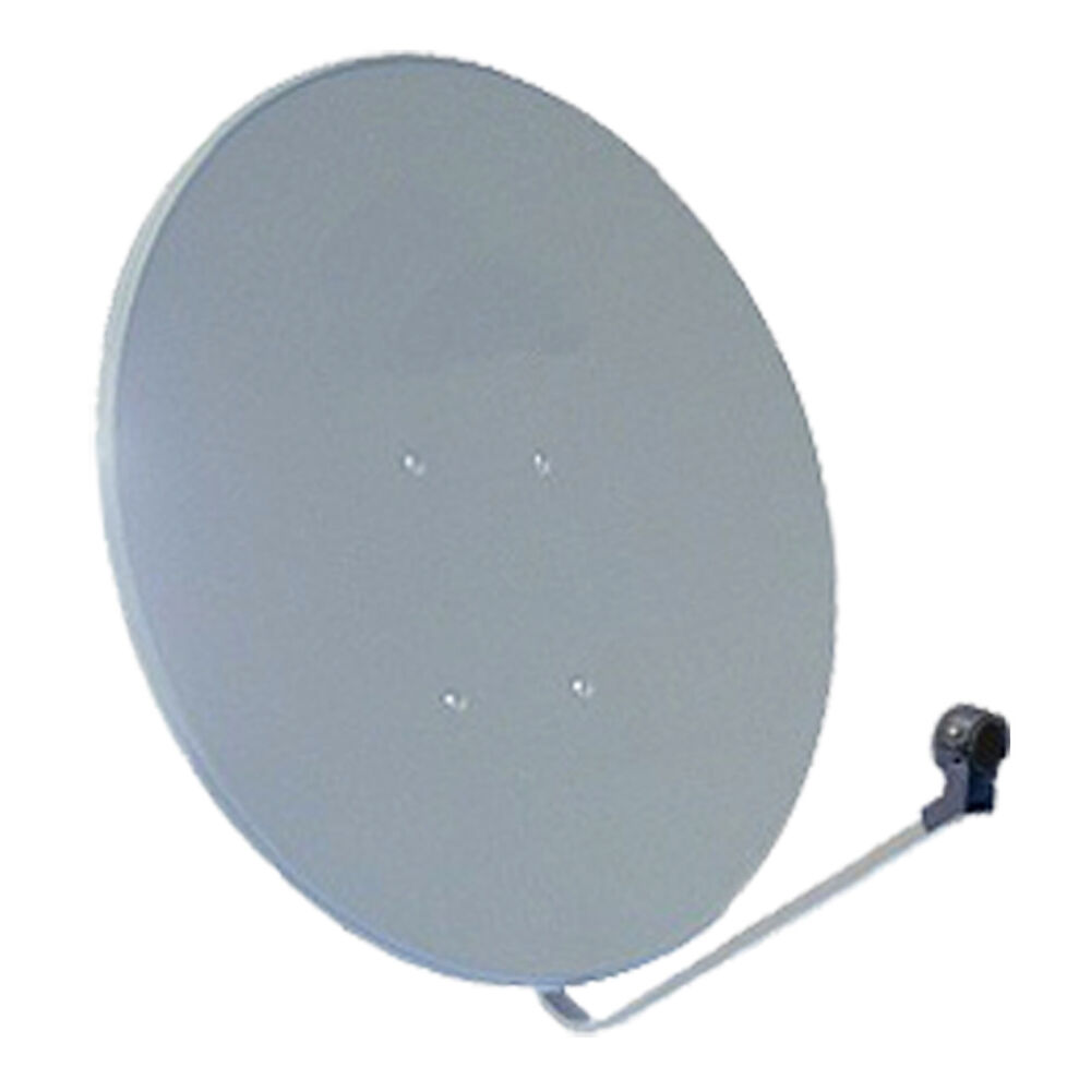 how to make l band dish antenna