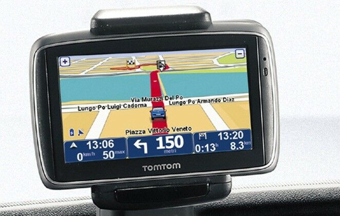 tomtom navi go 750 europa 45 l nder navigation iq neu ebay. Black Bedroom Furniture Sets. Home Design Ideas