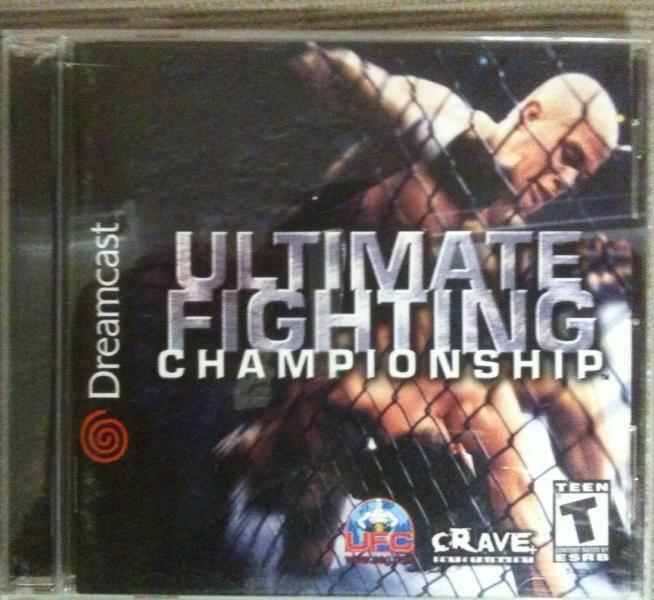 Ultimate Fighting Championship Dreamcast
