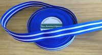 NATO ISAF MEDAL RIBBON MINIATURE 10""