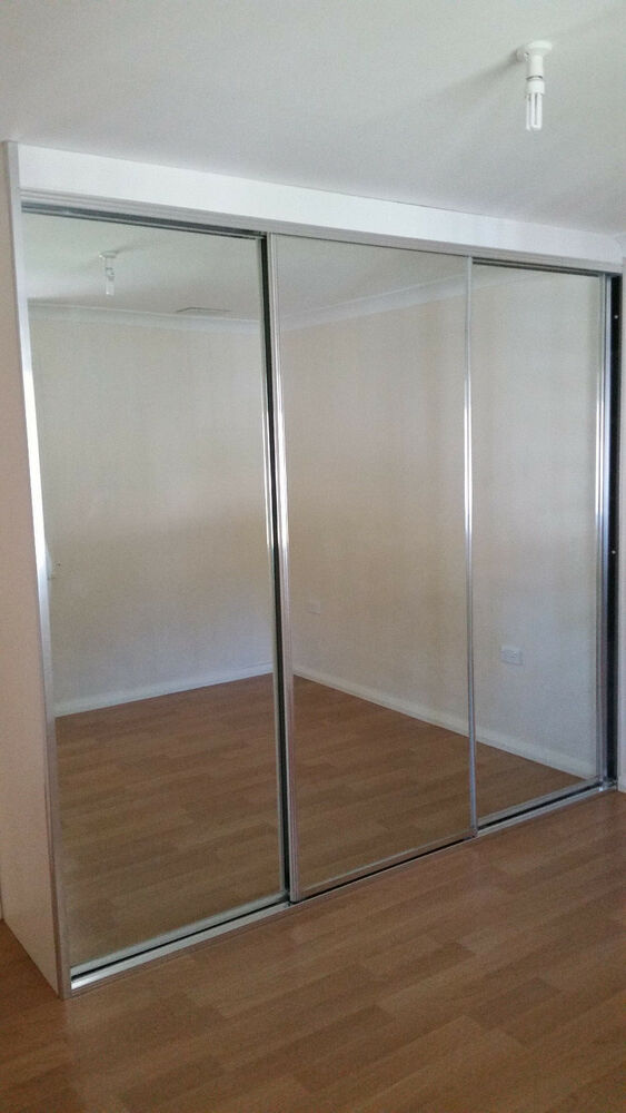 wardrobe sliding doors made to measure up to 3 6m ebay. Black Bedroom Furniture Sets. Home Design Ideas
