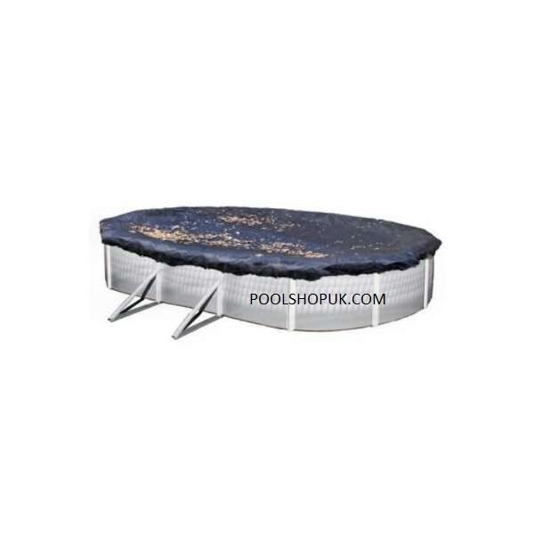 15ft X 30ft Oval Above Ground Pool Winter Debris Cover Ebay