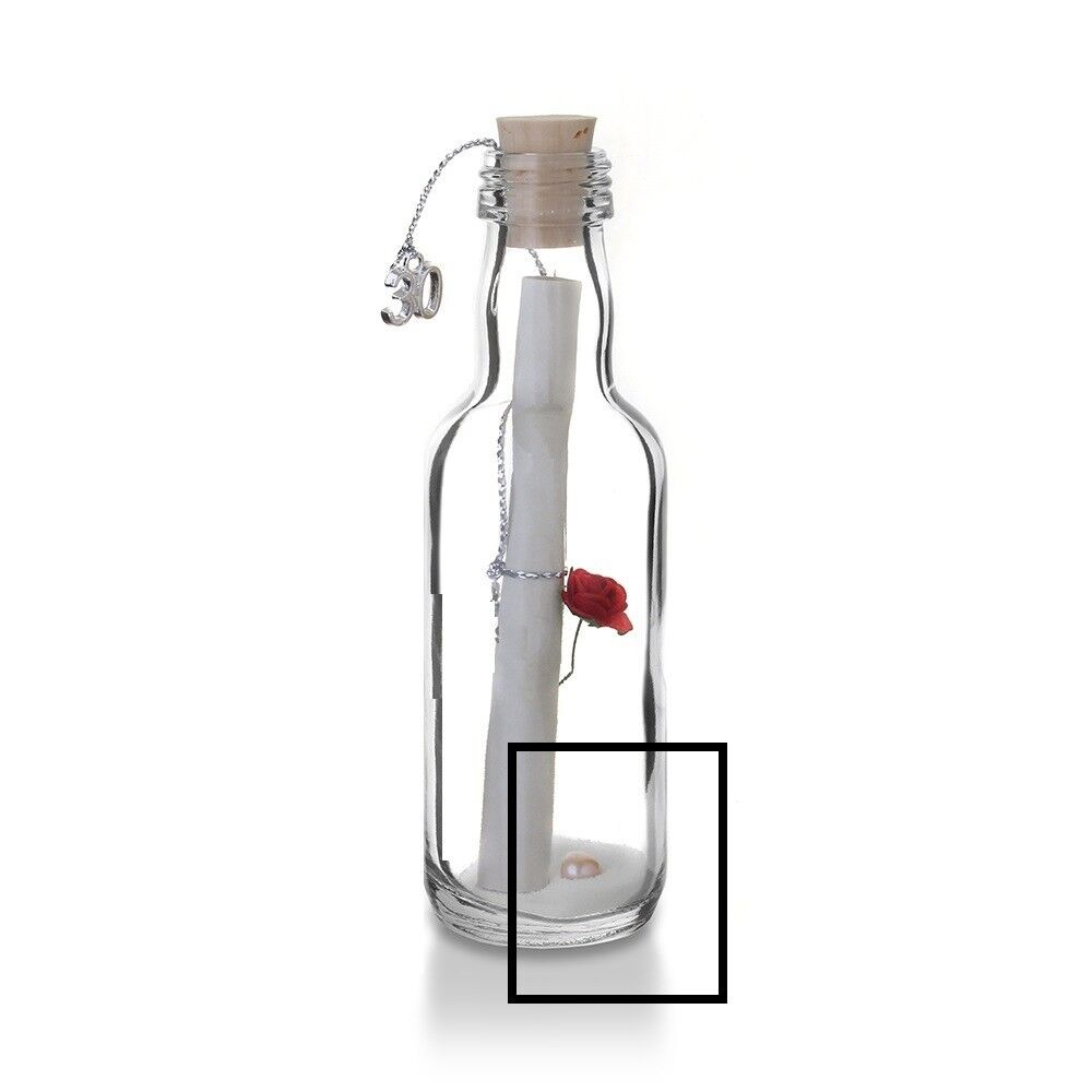 Gifts For A Pearl Wedding Anniversary: 30th Pearl Wedding Anniversary Gift Message In A Bottle