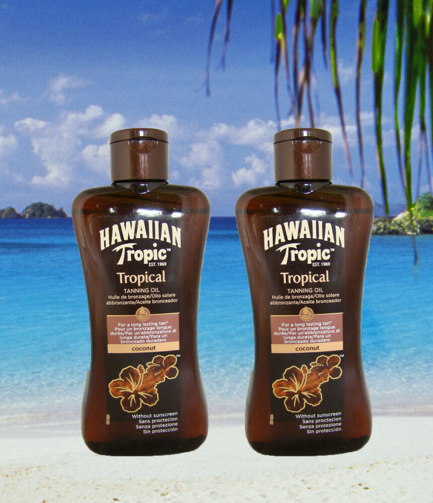 Tropical Redezvous Tanning