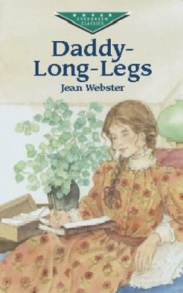 Daddy-Long-Legs by Jean Webster (English) Paperback Book ...