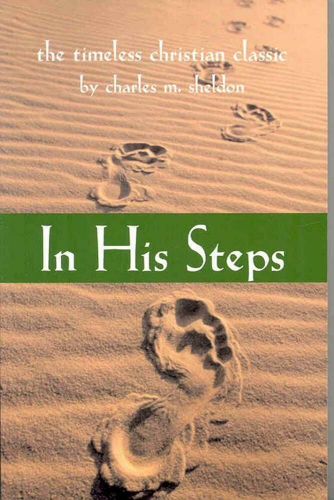 in his steps book report
