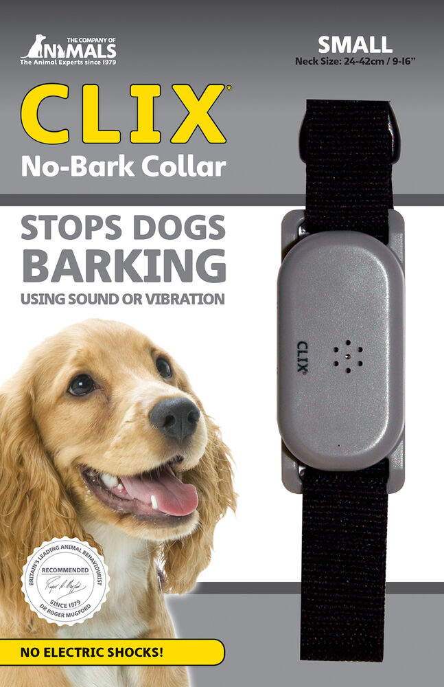 Best option to stop dog brking