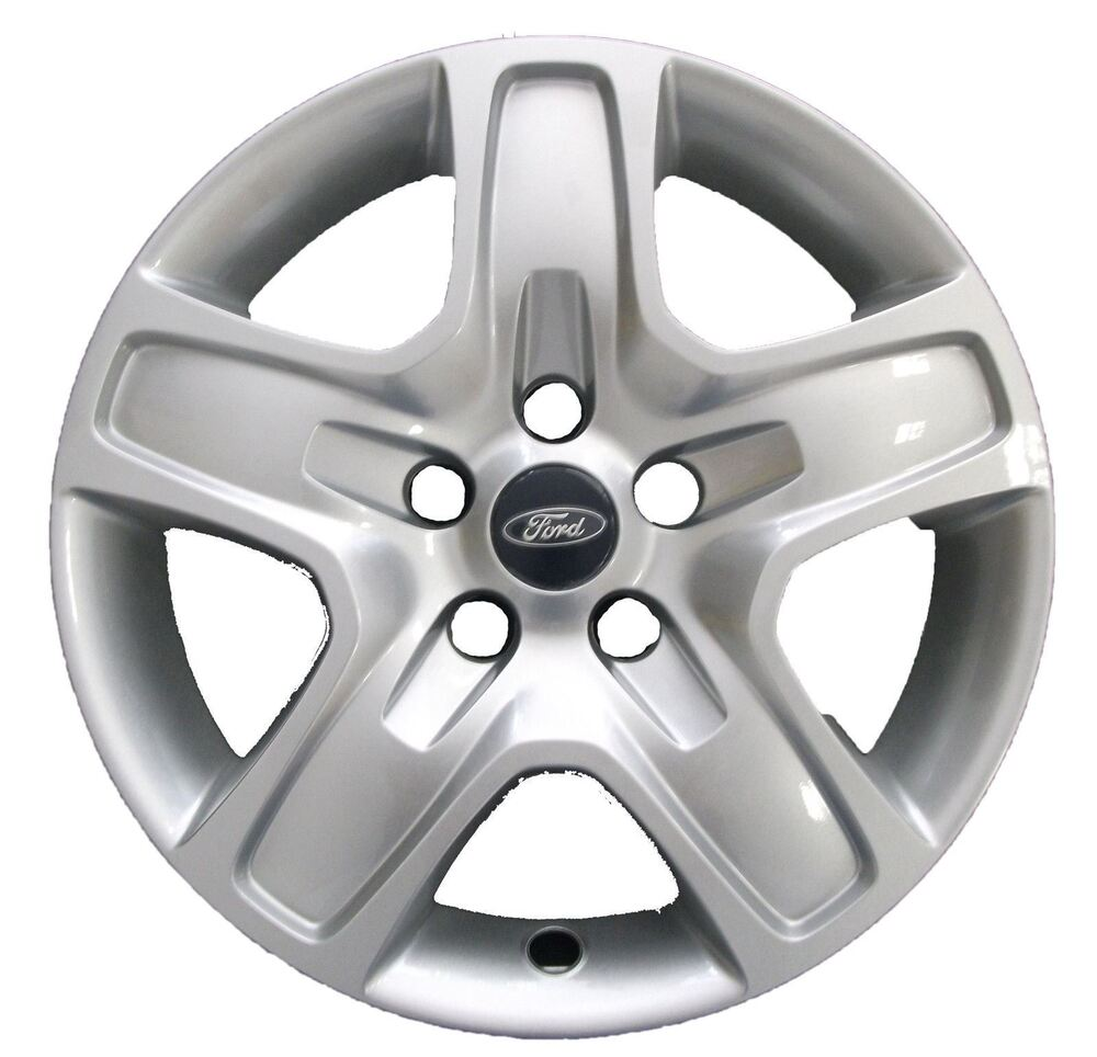 genuine ford focus c max wheel trim cover 2007 onwards 16 styled wheels ebay. Black Bedroom Furniture Sets. Home Design Ideas
