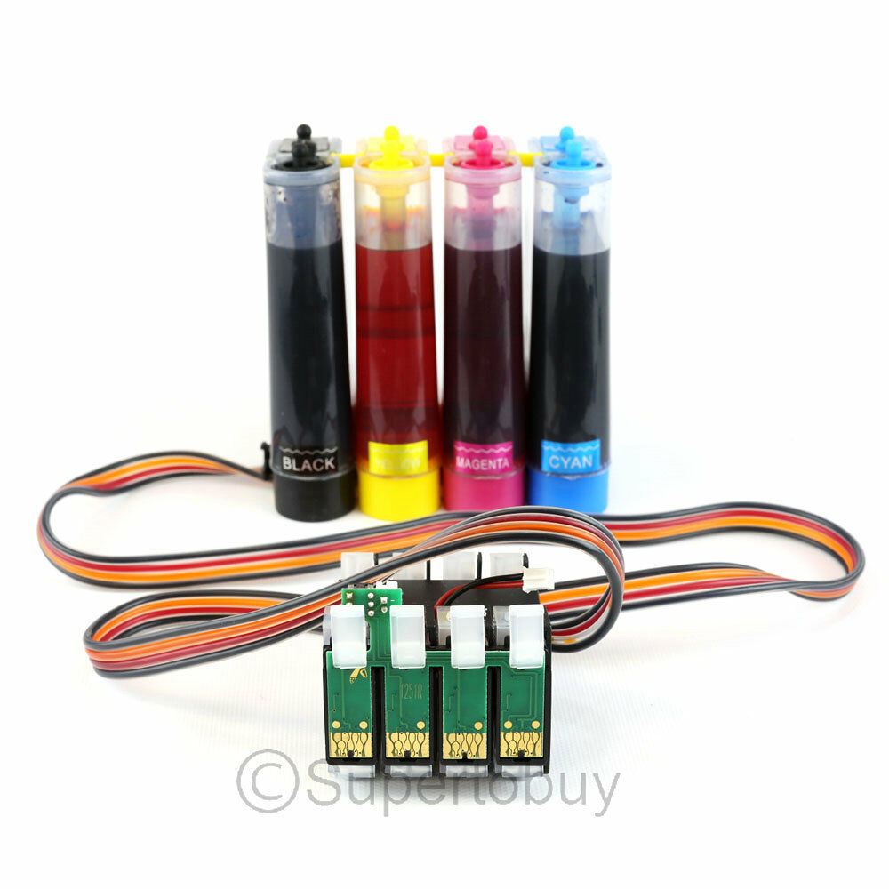 Non Oem Continuous Ink Supply System For Epson Stylus