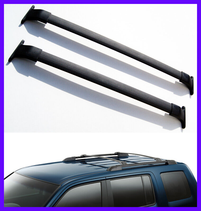for 11 15 honda odyssey van oe style roof rack cross bars set luggage carrier ebay. Black Bedroom Furniture Sets. Home Design Ideas