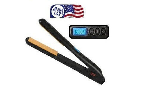 Chi Auto Digital Ceramic Ionic Far Infrared Flat Iron Made