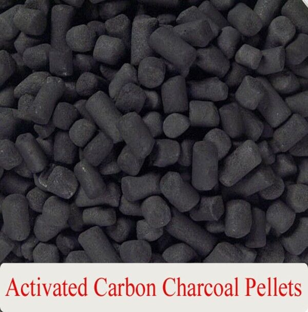 activated carbon charcoal pellets purified water filter refill pure shower he. Black Bedroom Furniture Sets. Home Design Ideas