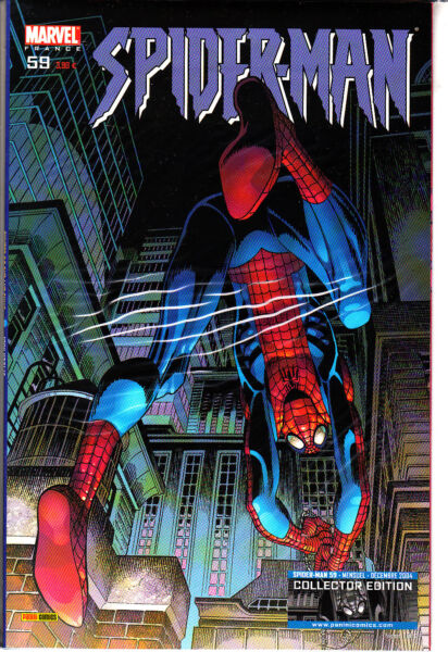 SPIDERMAN  V2   : N°  59  MARVEL FRANCE PANINI COMICS