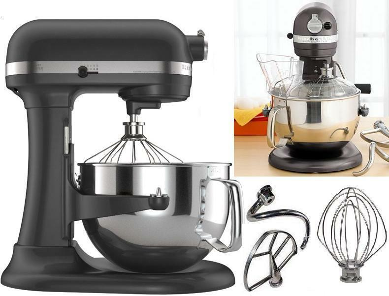 KitchenAid Commercial KSM8990DP Details
