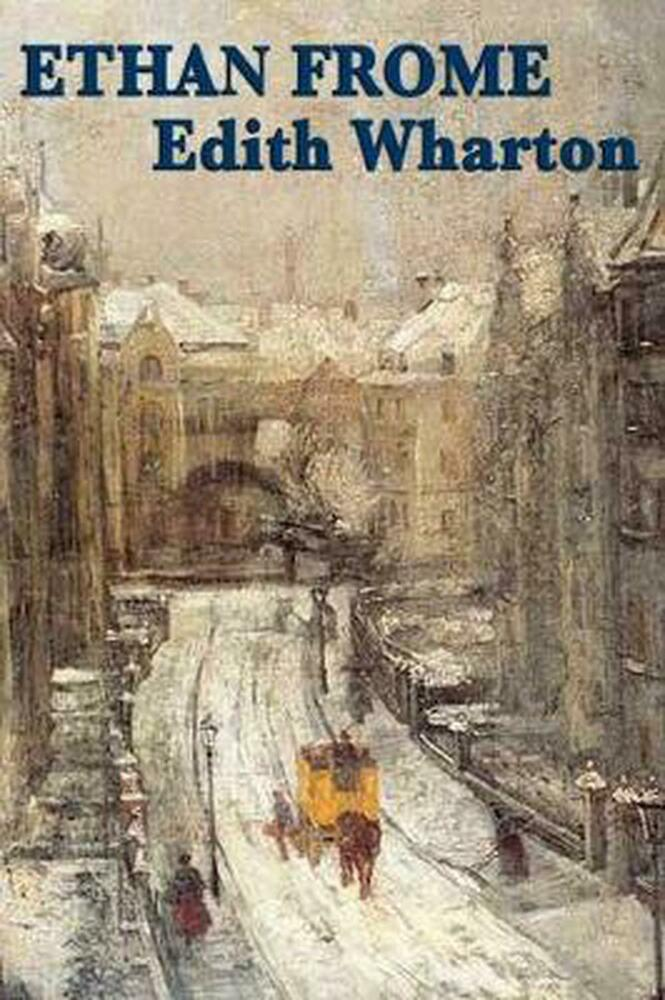a book analysis of ethan frome by edith wharton Ethan frome by edith wharton, 9780141389400, available at book depository with free delivery worldwide.