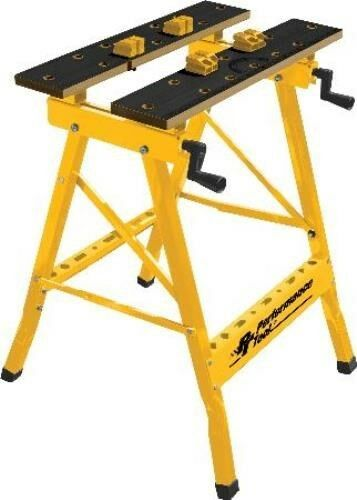 New Folding Work Bench Multi Purpose Portable Project