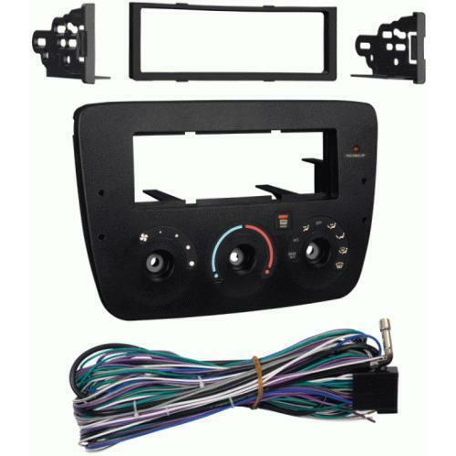 metra 99 5717 single din stereo dash kit for 2004 2007. Black Bedroom Furniture Sets. Home Design Ideas