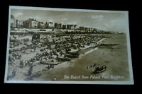 The Beach from Palace Pier, Brighton, Sussex