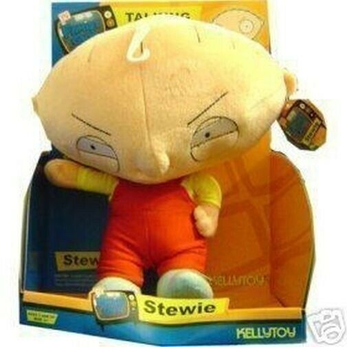 Family Guy Peter Toy : Family guy pointing arm talking stewie quot plush toy ebay