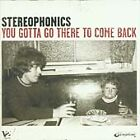 Stereophonics - You Gotta Go There To Come Back - Music CD