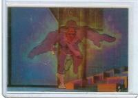 HUMAN TORCH 1996 X-MEN TRADING CARDS MARVEL MOTION #6, FREE SHIPPING