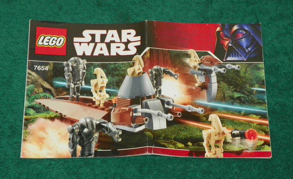 lego star wars 8015 instructions