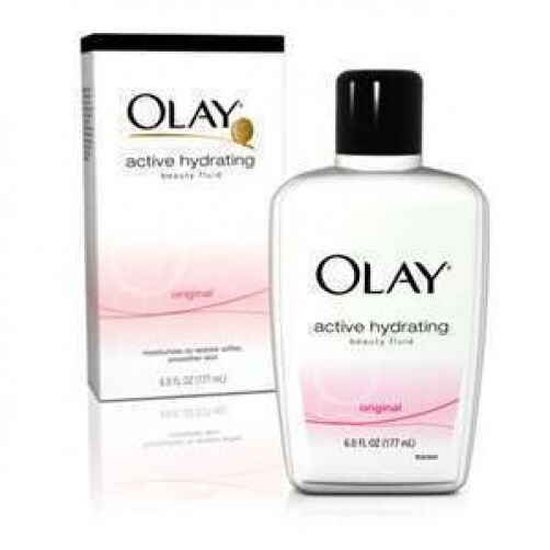 Review Beauty Lotion Bpom: Olay Active Hydrating Beauty Fluid Original Lotion