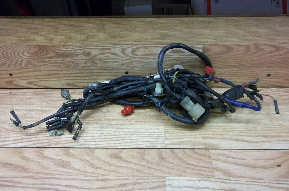 honda trx 350 oem wiring harness for connectors only 21b190 ebay